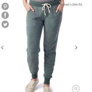 Alternative Eco-Teddy Jogger Pants